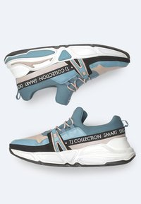 TJ Collection - CHUNKY  - Trainers - blue - 4