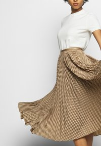 Polo Ralph Lauren - RESE SKIRT - A-line skirt - brown/tan houndst - 3