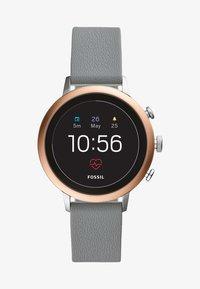 Fossil Smartwatches - Q VENTURE - Zegarek - grau/weiss - 1
