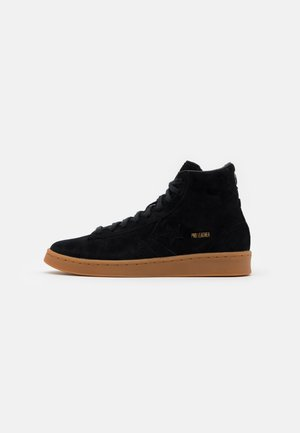 PRO - High-top trainers - black