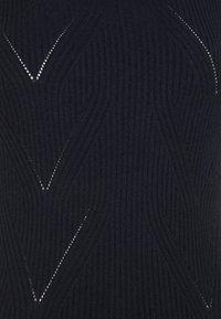 WAL G. - TIEGAN LOUNGE MIDI - Jumper dress - navy blue - 2