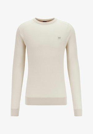AMADOR - Jumper - light beige