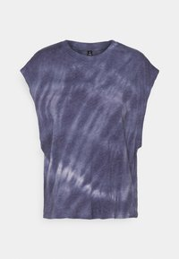 Cotton On Body - LIFESTYLE SLOUCHY MUSCLE TANK - Basic T-shirt - periwinkle - 0