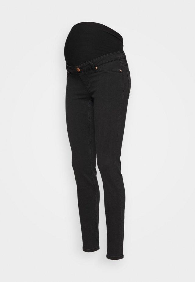 TOVA SOFT  - Skinny džíny - black