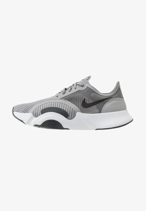 SUPERREP GO - Sports shoes - particle grey/dark smoke grey/light base grey