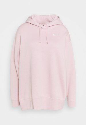HOODIE TREND - Hoodie - champagne/white