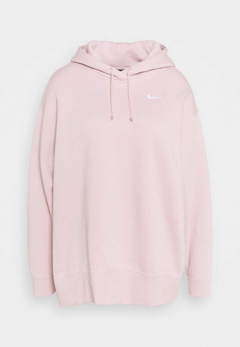 Nike Sportswear - HOODIE TREND - Sweat à capuche - champagne/white