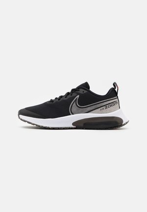 NIKE ZOOM MERCURY MTF UNISEX - Neutral running shoes - black/white/bright crimson