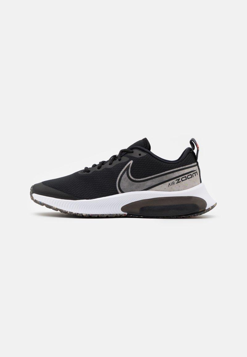 Nike Performance - NIKE ZOOM MERCURY MTF UNISEX - Neutral running shoes - black/white/bright crimson
