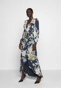 Hope & Ivy Petite - IRIS - Maxi dress - navy - 0