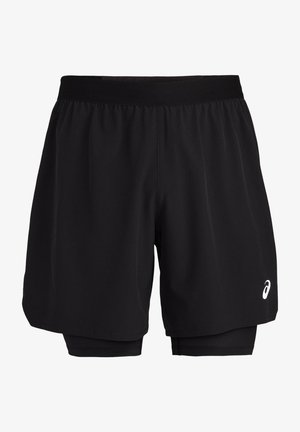 ROAD 2-N-1 7IN - Shorts - performance black