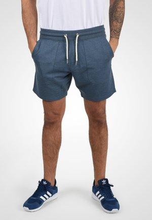 SWEATSHORTS MULKER - Pantalon de survêtement - ensign blu