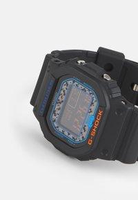 G-SHOCK - CITY CAMO UNISEX - Digital watch - black/blue - 3