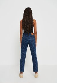 Levi's® - 501® CROP - Jeansy Straight Leg - blue denim - 3
