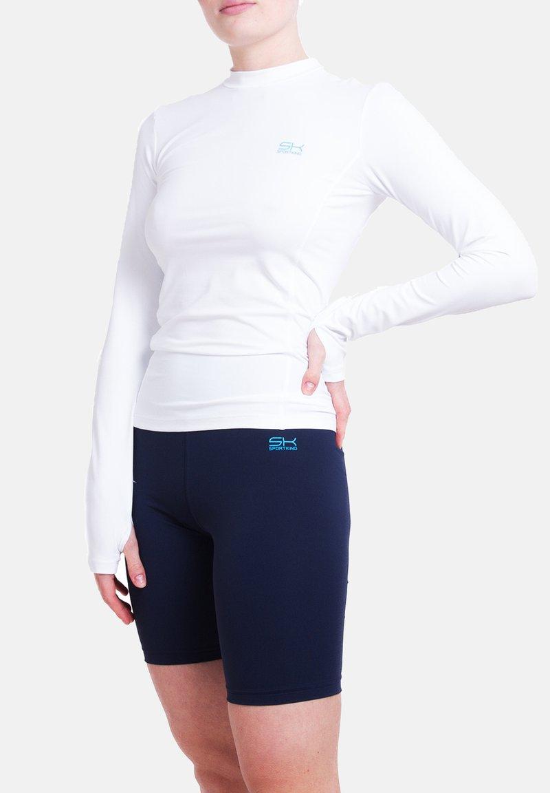 SPORTKIND - Sports shirt - weiß