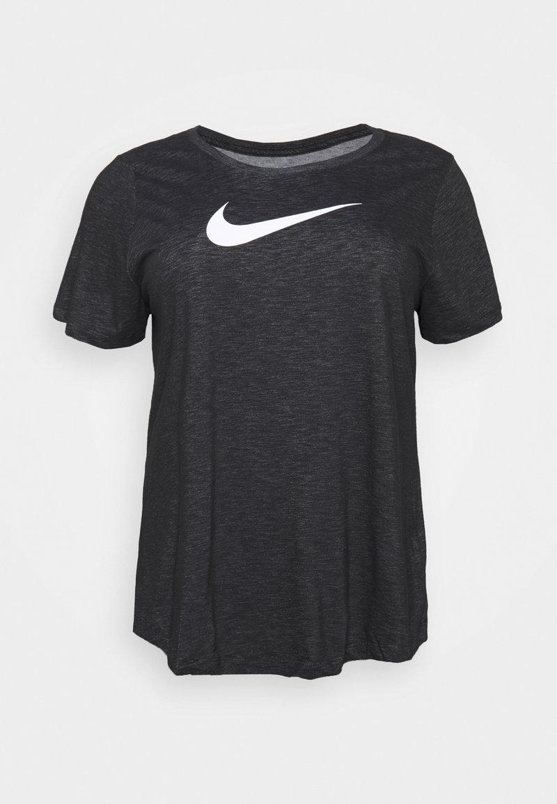 Nike Performance - DRY TEE PLUS - Print T-shirt - black