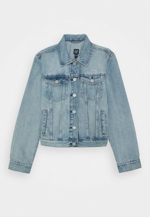 GIRL ICON - Denim jacket - light wash