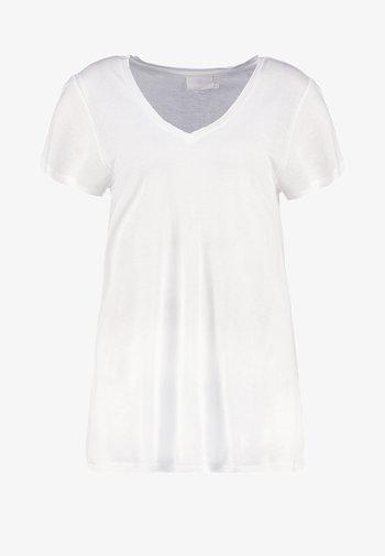 ANNA  - T-shirt basic - optical white