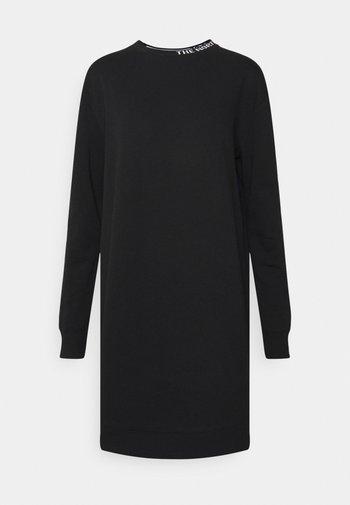 ZUMU CREW DRESS - Day dress - black