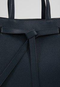 HUGO - VICTORIA DRAWSTRING - Handbag - night blue - 5