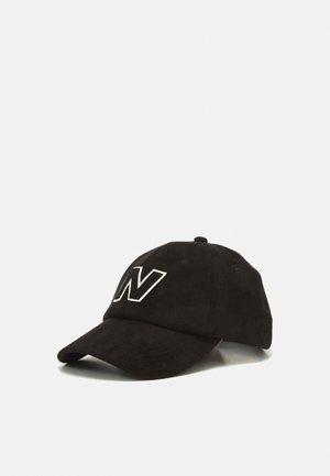 BLOCK HAT UNISEX - Cap - black