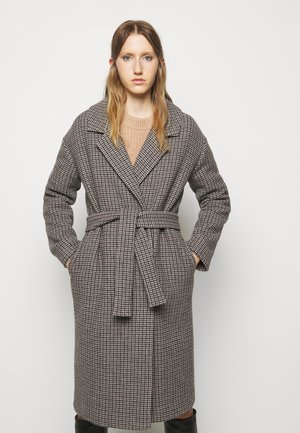 ISABELLE BELTED COAT - Klassisk kåpe / frakk - multi colour