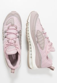 Nike Sportswear - AIR MAX 98 - Trainers - pumice/plum chalk/summit white - 1