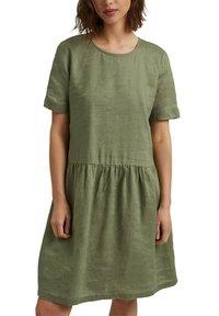 Esprit - DRESS - Day dress - light khaki - 6