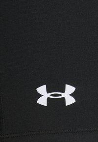 Under Armour - MID RISE SHORTY - Tights - black - 6