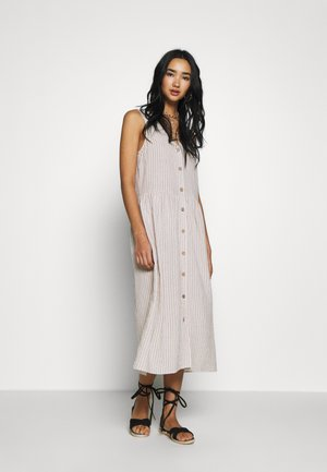 SPOWA - Shirt dress - striped