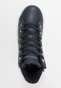 Tommy Hilfiger - High-top trainers - blue - 1