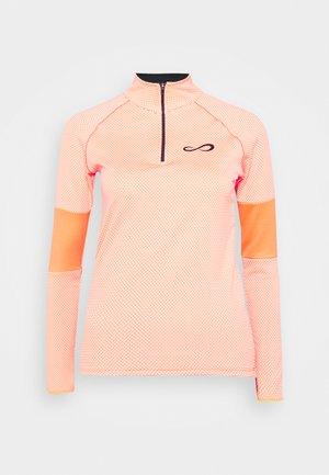 SUDADERA KIRSCH - Long sleeved top - orange