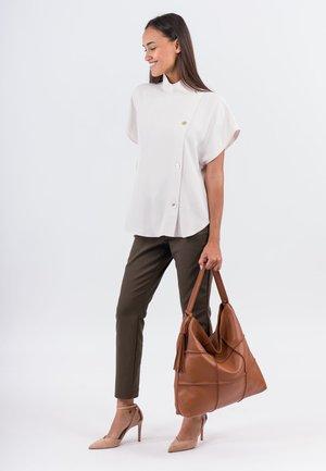AMEY - Shopping Bag - cognac