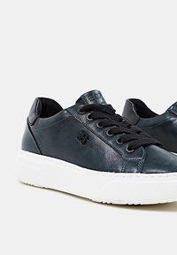 Esprit - Sneakers laag - dark teal green - 6