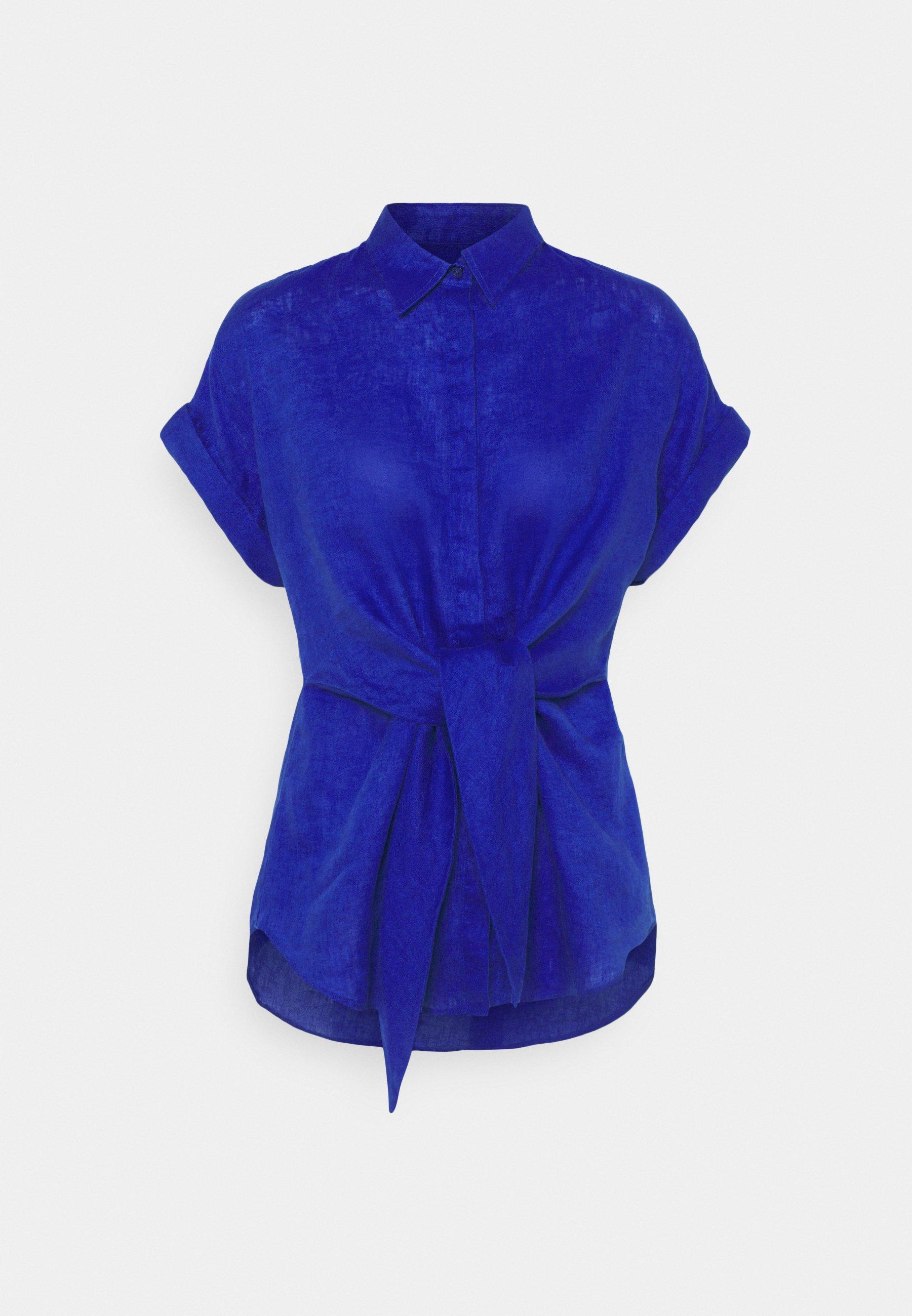 Women VEANNA SHORT SLEEVE - Button-down blouse