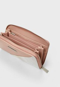 Stradivarius - KARTENTASCHE IM COLOURBLOCK-DESIGN 00565001 - Peněženka - pink - 3