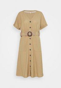 Barbour - SALTWATER DRESS - Sukienka letnia - sand - 0