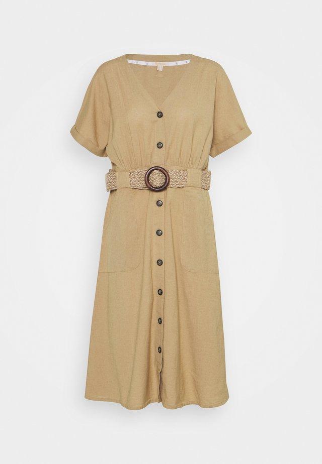 SALTWATER DRESS - Sukienka letnia - sand