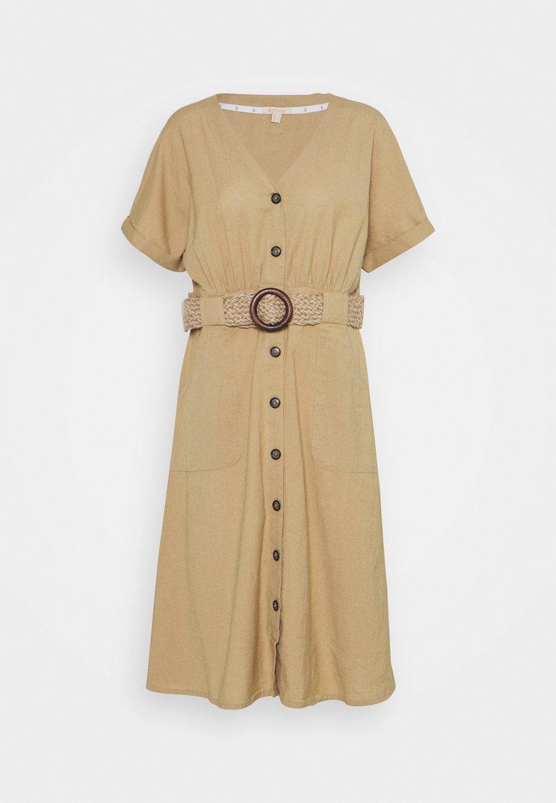 Barbour - SALTWATER DRESS - Sukienka letnia - sand