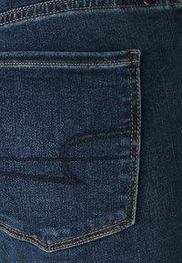 American Eagle - HI RISE - Jeans Skinny Fit - sapphire mist - 2