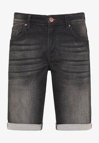 Petrol Industries - Denim shorts - black stone - 4
