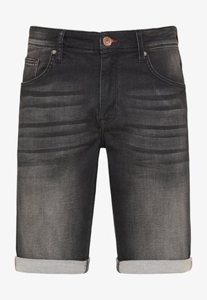 Szorty jeansowe - black stone