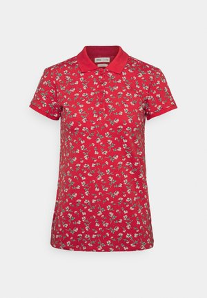 Polo shirt - red/coral