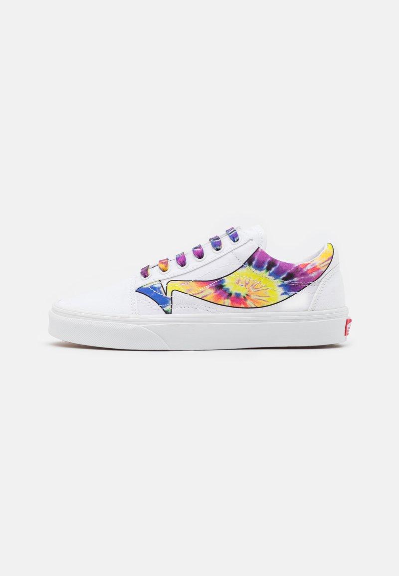 Vans - OLD SKOOL UNISEX - Sneaker low - true white