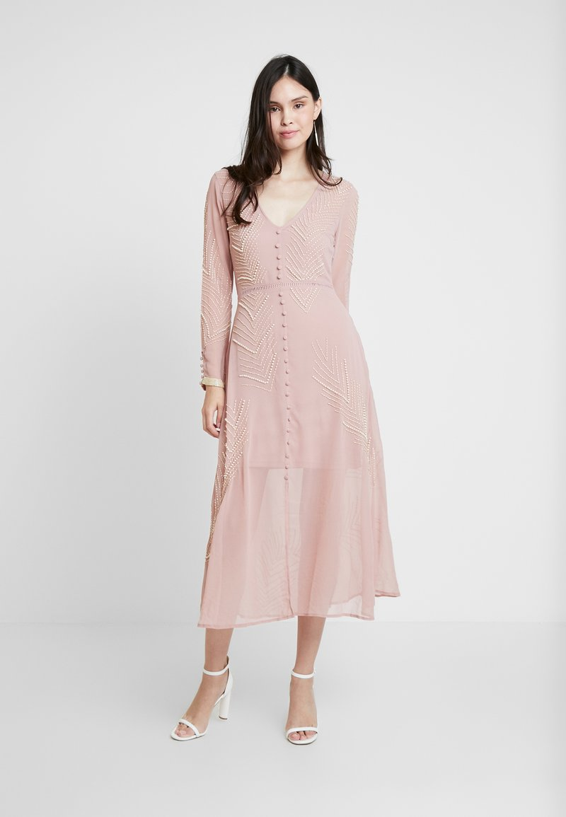 Hope & Ivy - Cocktail dress / Party dress - rose