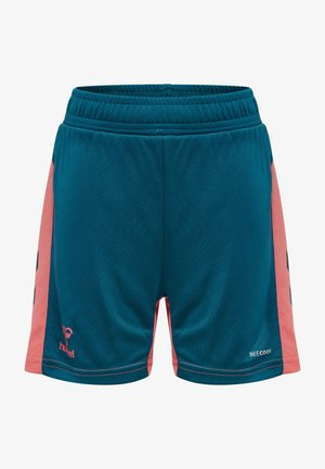 ACTION  - Shorts - blue coral/tea rose