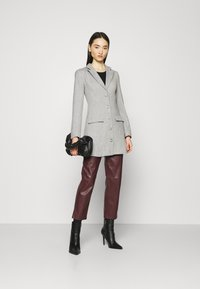 4th & Reckless - LIBERTY DRESS - Vestido informal - grey - 1