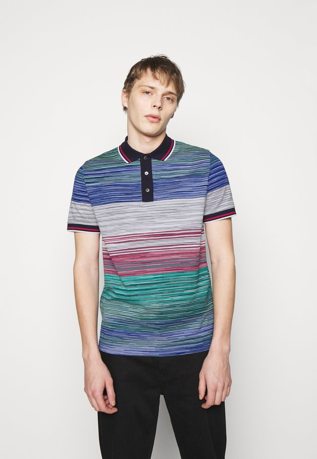 MANICA CORTA - Polo - multicoloured