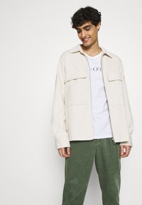 Marc O'Polo - Long sleeved top - white - 3