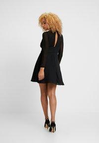 TFNC Petite - VIRGIN DRESS - Cocktail dress / Party dress - black - 3